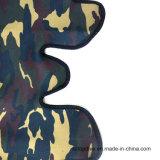Del mismo tamaño con la caza reflexiva de la venda que protege la chaqueta reflexiva anaranjada del perro del pigmento fluorescente