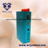 Emittente di disturbo portatile di GPS di alto potere (GPS L1/L2/L3/L4/L5)