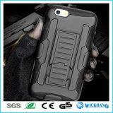 装甲プラスiPhone 7のためのハイブリッド耐震性ベルトクリップホルスターの箱