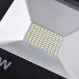 LED 10W Proyector impermeable al aire libre Super brillante foco LED luminosos de patio, garaje, jardín, césped y jardín