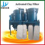Automatische Slakken die de Filter van het Blad van de Plantaardige olie lossen