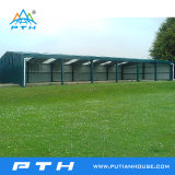 2015 préfabriqué Structure en acier à faible coût pour l'entrepôt à partir de la PTH