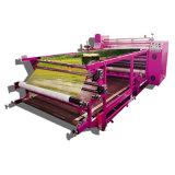 Multifuncional rodillo a rodillo de calor de la sublimación de la máquina de prensa