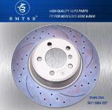 Disque de freinage automatique de frein de partie pour OEM 34116864057 E65e66 de BMW