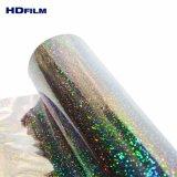 Metalizado de color de 150 micras de Pet para Sequin