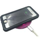 alliage d'aluminium Qi chargeur sans fil rapide Quick charge sans fil Pad 5V 2A