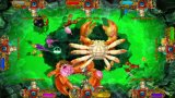 Macchina cinese del gioco del cacciatore dei 8 dei giocatori video della galleria della Tabella di pesca del gioco di Kirin pesci dello Slayer
