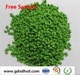 Grüne Farbe Masterbatch für Plastikprodukte