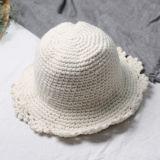 Chapeau fait sur commande de position de chapeau de l'hiver de laines de couleur de mode divers