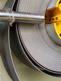 LPGシリンダー製造のための1つのDecoiler、よりまっすぐなおよびブランク行に付き3つ