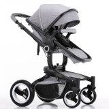 FALTEN-Baby-Kinderwagen des neuen Entwurfs-2017 Luxuxmit europäischem Standard