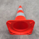 Color Naranja reflectante cono para la Seguridad Vial Seguridad Vial