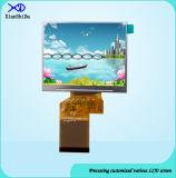 3.5 Zoll LCD-Bildschirmanzeige, 24 Bits RGB-Schnittstelle