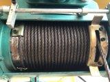CD1/MD1 de doble/simple polipasto de cable eléctrico de velocidad