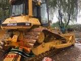 Used Original Japan Construction Equipment Hydraulic Tractor Cat D5h Crawler Bulldozer for Sale