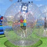Bola inflable modificada para requisitos particulares de Zorb de la pista para la venta/la bola inflable de calidad superior de Zorb de la hierba