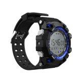 Sport-Uhr-schöner Entwurf IP67 imprägniern intelligente Uhren mit Pedometer und schlafen Monitor