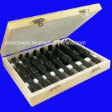 Buena calidad del conjunto del taladro de la asta de la forma cónica de DIN345 HSS