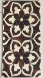300X600mm Kristall-dekorative Polierfliese für Hotel-Wand