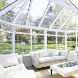 Disegno del Sunroom di vetro Tempered per il wintergarden