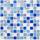 Piscina di vetro del mosaico delle nuove mattonelle di ceramica eccellenti di Foshan buone