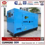 Foton Isuzu力の電気30kVA/24kw無声ディーゼル発電機セット(15-36kW)