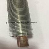 Aluminium chaud de &Highquality de vente et tube à ailettes en acier, tube d'ailette de cuivre