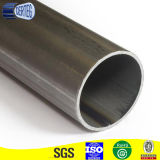 Tubo de acero negro inconsútil de carbón Sch40