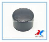 Горячая крышка конца PVC качества штуцеров для полива Pn16