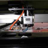 Alta velocidad, máquina de corte láser de CO2 con lente de enfoque