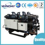 Sistema de refrigeración para el procesamiento de hormigón enfriadores de agua