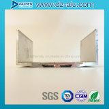 O ISO do Ce Certificate o perfil de alumínio europeu de Europa para a porta do indicador com cor personalizada