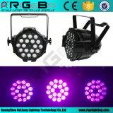 RGBW 4 в 1-светодиодные PAR 64 LED PAR этапе лампа