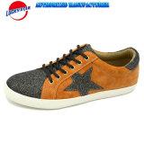Ботинки нового способа Mens Ss18 вскользь с звездой яркия блеска Shining