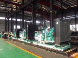 Generatore diesel elettrico raffreddato ad acqua standby del generatore 1200kw 1500kVA Cummins