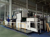 Máquina vertical automática da laminação de Zfm-1080b com cortador do animal de estimação