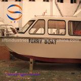 carrocería del barco del barco de pasajero del 11.5m China FRP