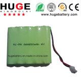 batterie de la taille 600mAh Ni-MH de 6V D.C.A.