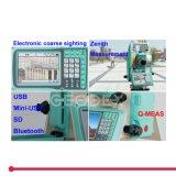 De Intelligente Totale Post Reflectorless van Ruide Rts862r5a plus de Vertoning van de Kleur met de Verrichting van de Aanraking & de Kaart van BR, USB, Bluetooth