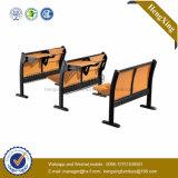 Escola de dobragem de mesa e cadeira Preço competitivo mobiliário escolar (HX-5D208)