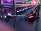 Vello LED 18PCS RGBWの屋外の同価の段階ライト(LED PSD 418II)