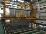 Alliage d'aluminium de profil industriel de machine de 7000 tonnes de garniture de décoration