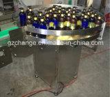 Linha de produção de rotulagem tampando de Botteling do detergente líquido do champô da loção do corpo