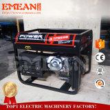 전기 시동기 (10000HE-3)를 가진 삼상 가솔린 발전기 세트