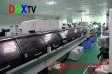 P6 HD signo exterior de la fábrica de LED pantalla LED con material muy frío -50 grados