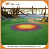 Migas de goma del gránulo colorido de EPDM para el suelo del deporte del patio