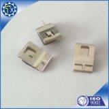 Dispositif de fixation de clip nickelé estampé par fabrication faite sur commande en métal
