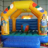 Castello di salto Inflatables con il coperchio del tetto per i ragazzi e le ragazze (B1066)