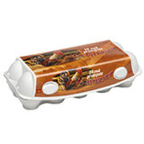 Reciclaje de Residuos de papel de alto rendimiento de máquina de cartón de huevos (CE5400)