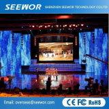 Hohe Definition-Innenmiete LED-Bildschirmanzeige der Qualitäts-P4.8mm für Stadium und sogar